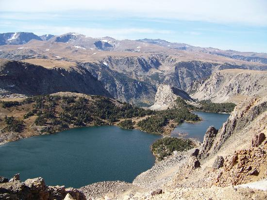 Cooke City Alpine : Beartooth Pass
