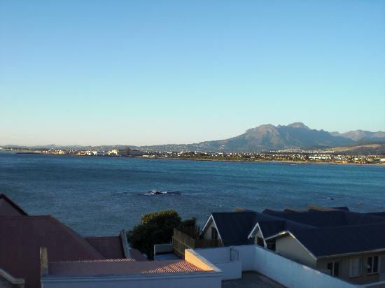 Berg en Zee Guest House: Blick vom Balkon 1