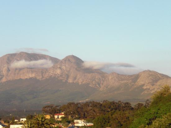 Berg en Zee Guest House: Blick vom Balkon 2