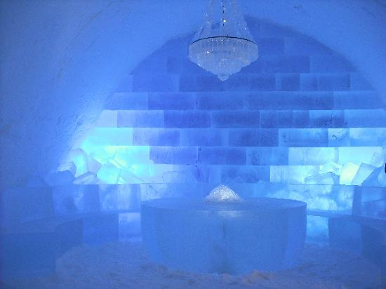 Icehotel: Chill Out