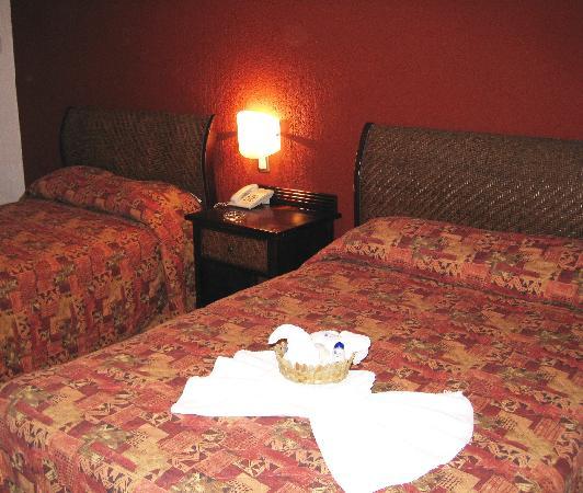 Hotel Parador: nuestro cuarto
