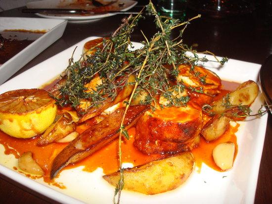 Lavo Restaurant: Chicken Dish