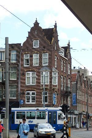 Princess Hostel Amsterdam: El hotel por fuera
