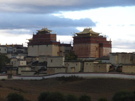 Songtsam Shangri-la (Lvgu) Lodge: the view