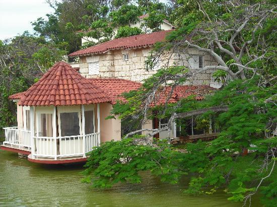 Varadero, Cuba: restaurant au parc josuca
