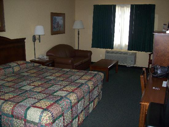 Best Western Plus Fredericksburg : View of room