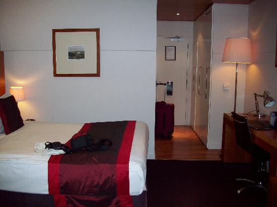 Apex City of Edinburgh Hotel: room 3138