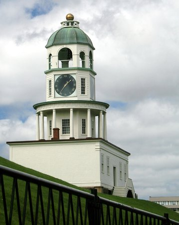 Old Town Clock - Halifax