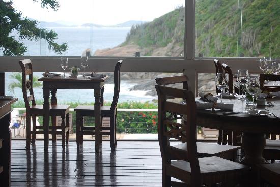 Apa Pau Brasil Hotel: Restaurant