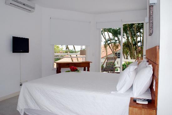 Apa Pau Brasil Travel Inn : Room