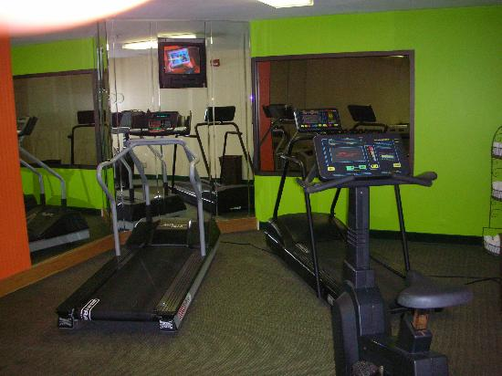 Courtyard by Marriott Spartanburg: Exercise Room