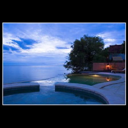 Double One Villas: Ocean Front View