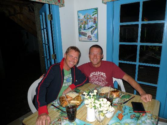 Buccaneer Club: The restaurant - Le restaurant