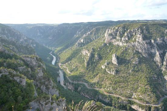 Gorges du Tarn: Panoram Roc des Hourtous