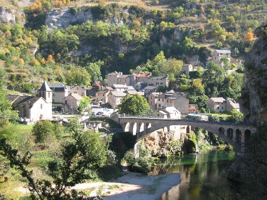 Gorges du Tarn: Saint Chely du Tarn