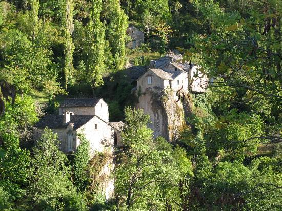Gorges du Tarn: La Sabliere