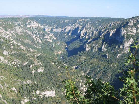 Occitanie, Francia: Panorama point Sublime