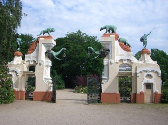 هامبورج, ألمانيا: Hagenbeck's Tierpark