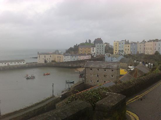 Hammonds Park: Tenby Harbour