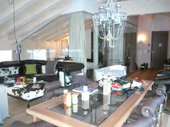 Hotel Matterhorn Focus: Focus Dachsuite