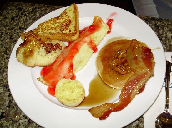 Bayside Buffet More Breakfast Food