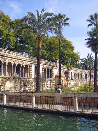 Sevilla, Spanien: El Alcazar