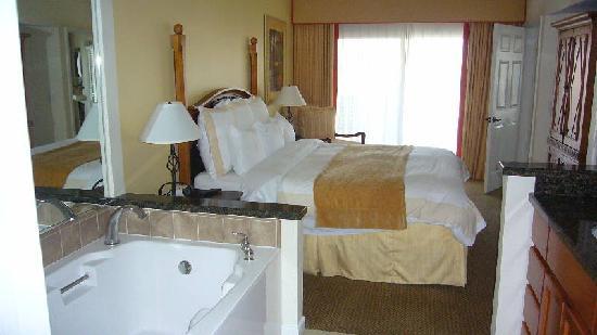All alone in pool area picture of marriott 39 s shadow - Marriott shadow ridge 2 bedroom villa ...