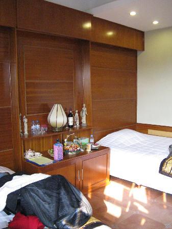 โรงแรมฮานายโอลด์ควอเตอร์: Hanoi Old Quarter Hotel - 6th floor room upgrade?