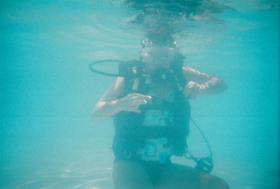 Kihei, HI: scuba lessons at World Mark