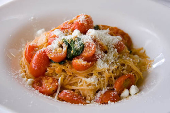 Trattoria Grappolo: Angel hair