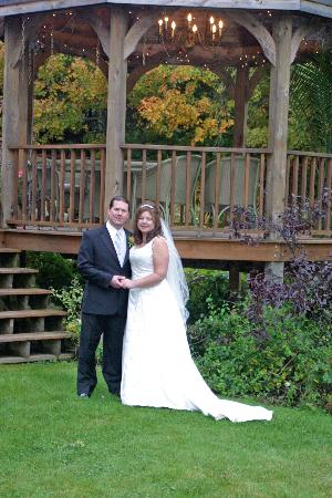 The Inn at Weston: Wedding Day
