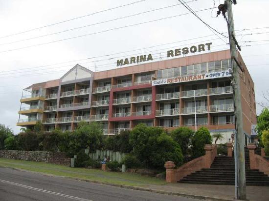 Port Stephens Marina Resort: Exterior