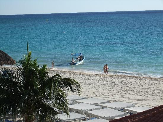 Real Playa del Carmen: view from 534