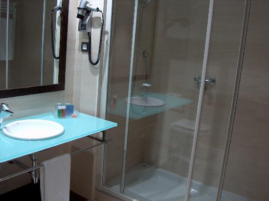 Hotel Agustinos: bagno