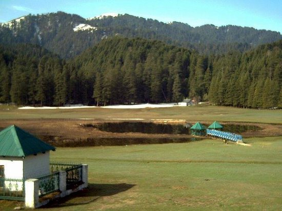 Khajjiar - India's Switzerland