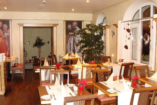 نوريس هوتل نورنبيرج: dining room Nestor Hotel