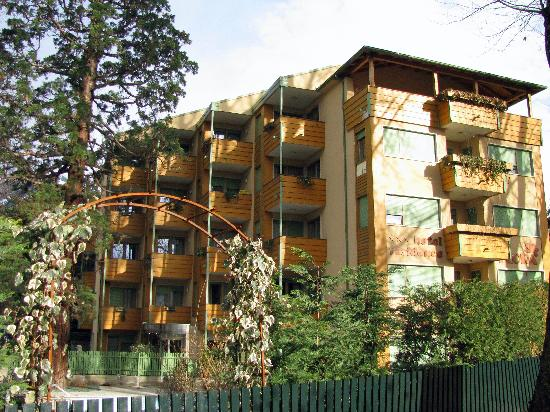 Hotel Residence Flora Meran: esterno