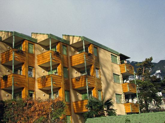 Hotel Residence Flora Meran: esterno 2