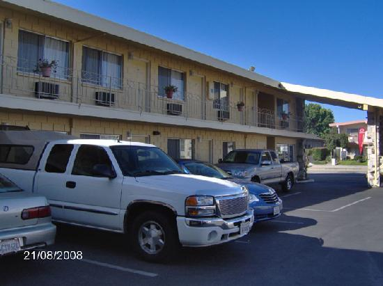 The Islander Motel: Chambres