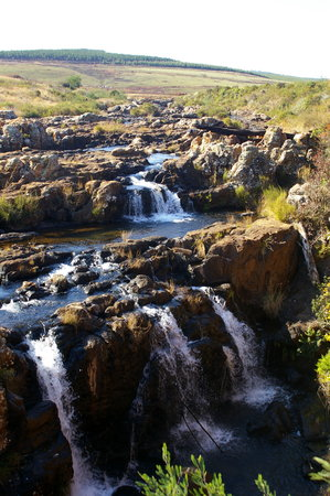 Phalaborwa, South Africa: Bourke's Luck Potholes