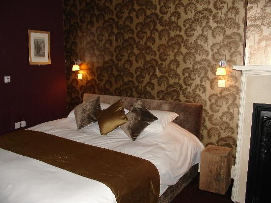 The Castle Inn: Room 4 bedroom