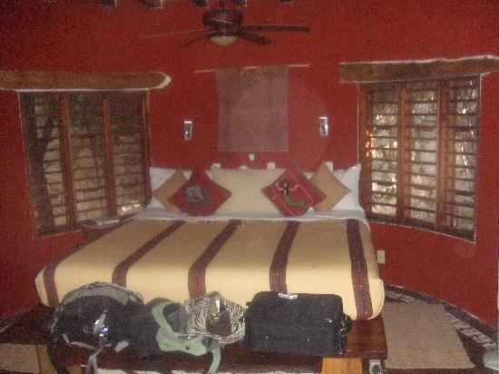 La Selva Mariposa: Inside Suite 3