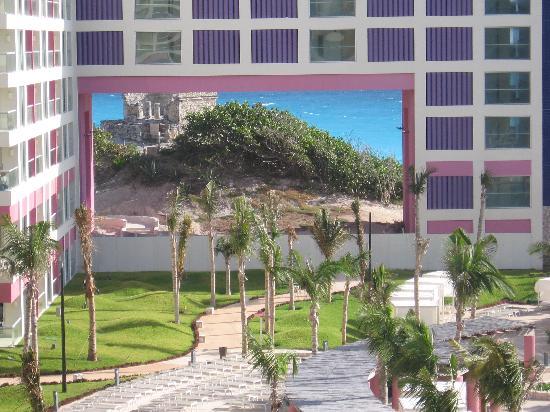 The Westin Lagunamar Ocean Resort Villas & Spa : View from our balcony