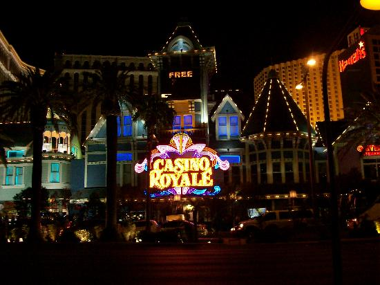 royal casino las vegas