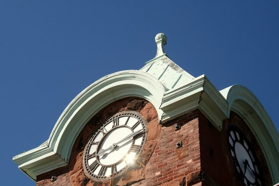 Prince Edward Island, Kanada: Town Hall Clock Tower