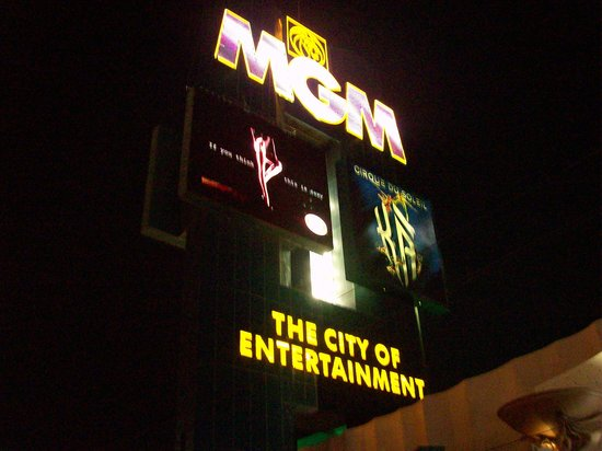 ‪Casino at the MGM Grand‬