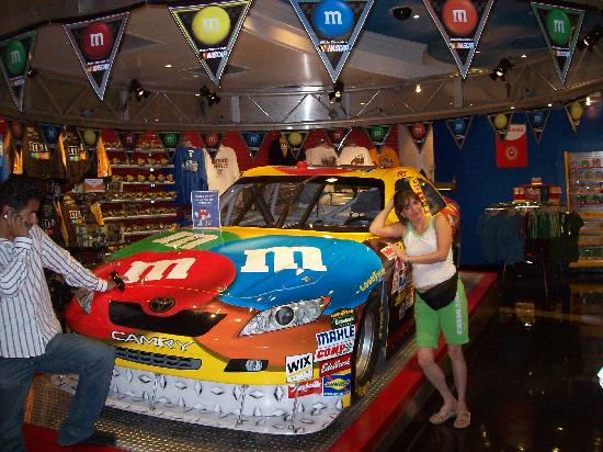 M&M Heaven - M&M'S World Las Vegas Pictures - TripAdvisor