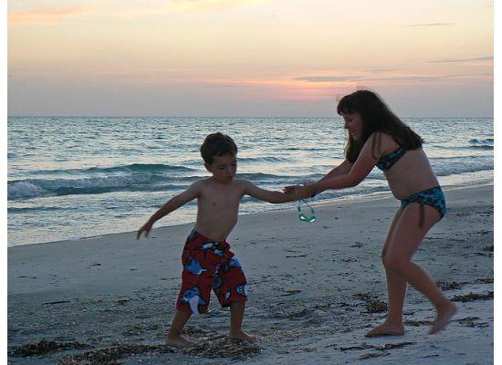 The Beachcomber: A kid-friendly destination