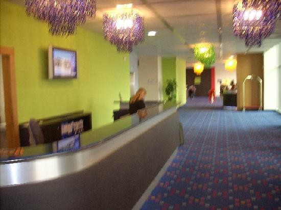 Anusca Palace Hotel Bologna: Hall