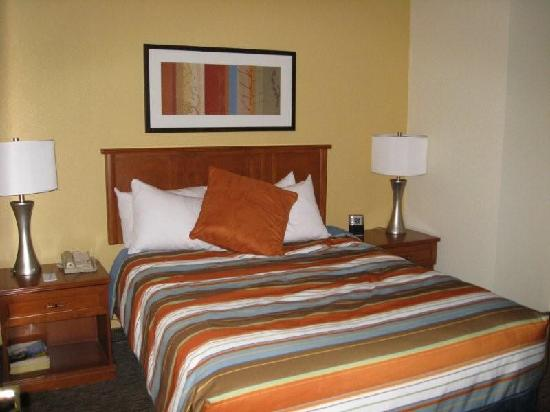 Bedroom Picture Of Hyatt House Chicago Schaumburg Schaumburg Tripadvisor